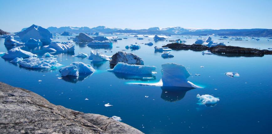 Odkryto nową wyspę w północnej Grenlandii