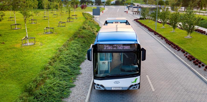 Pierwszy w Polsce autobus wodorowy pojawi się w Koninie