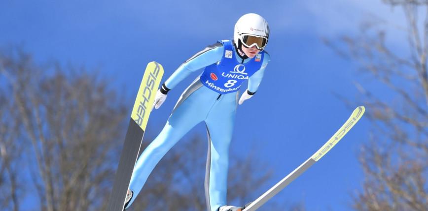 Skoki narciarskie - Blue Bird: zwycięstwo Marity Kramer
