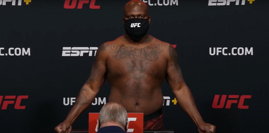 UFC Fight Night 185: Lewis sensacyjnie nokautuje Blaydesa