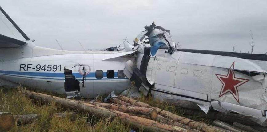 Rosja: katastrofa lotnicza w Tatarstanie. Nie żyje 16 osób