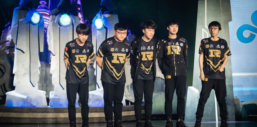 LoL - MSI: Royal Never Give Up w finale MSI 2021