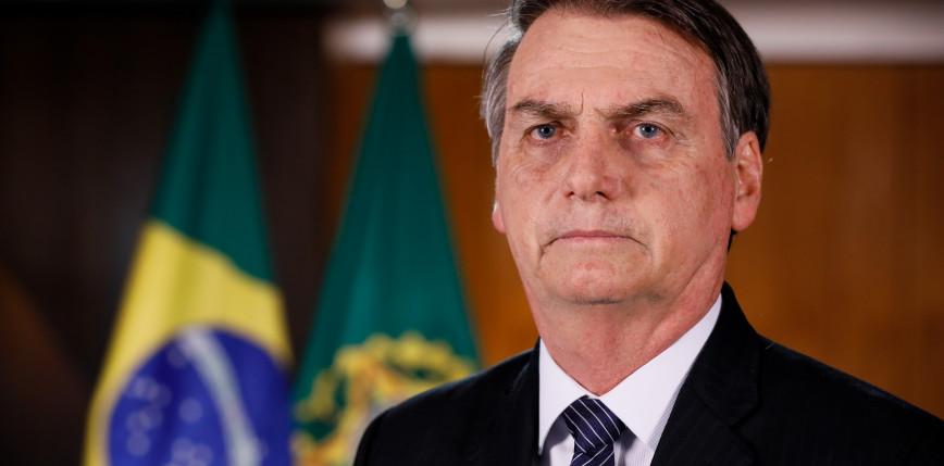 Brazylia: prezydent Bolsonaro oskarżony przed MTK
