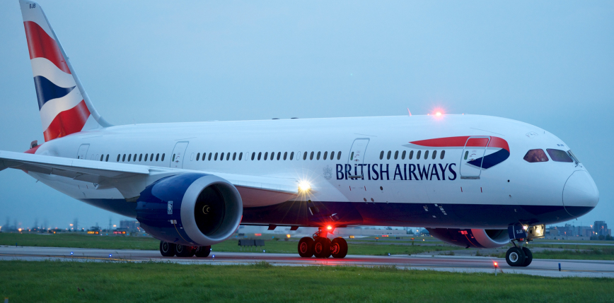 British Airways wstrzymuje loty do Kairu