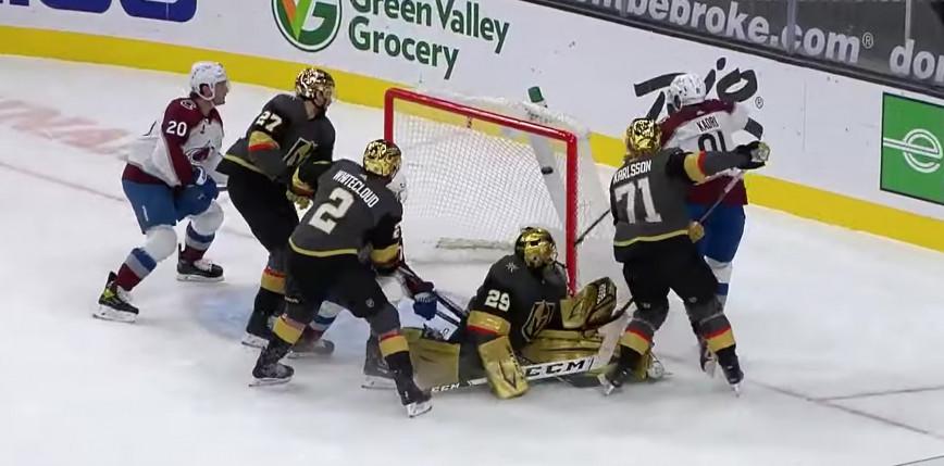 NHL: udany rewanż Avalanche