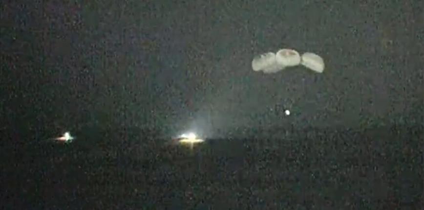 Astronauci SpaceX Crew-1 powrócili na Ziemię