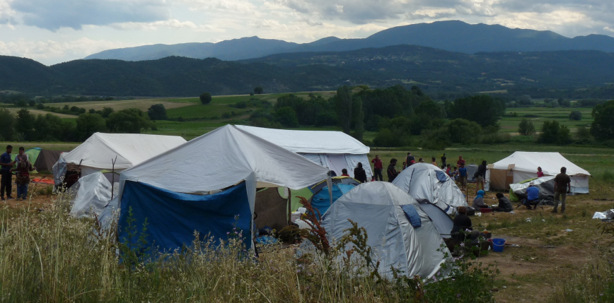 Bośnia: setki migrantów na granicy z Chorwacją walczą o przetrwanie