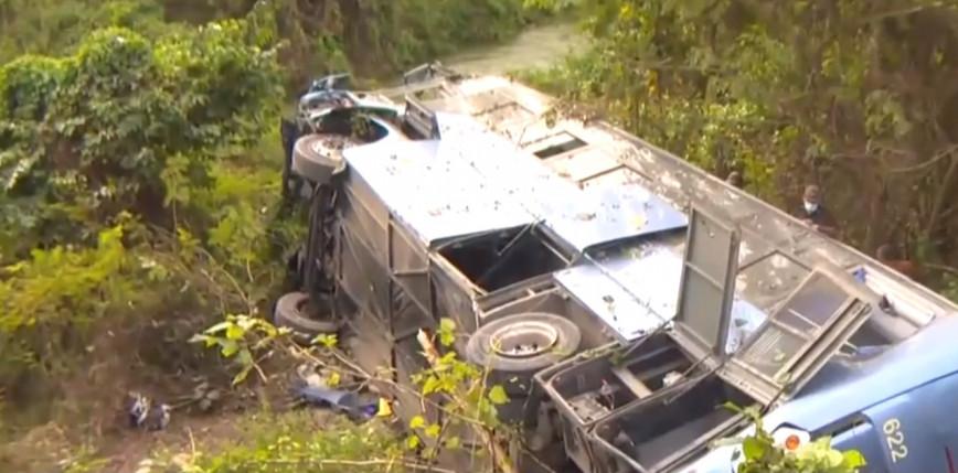 USA: przynajmniej 10 osób zginęło w wypadku furgonetki