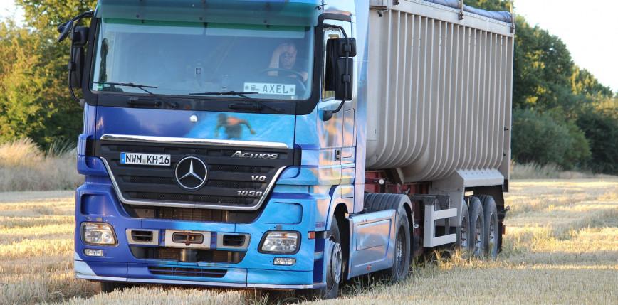 Zdalnie sterowane ciężarówki