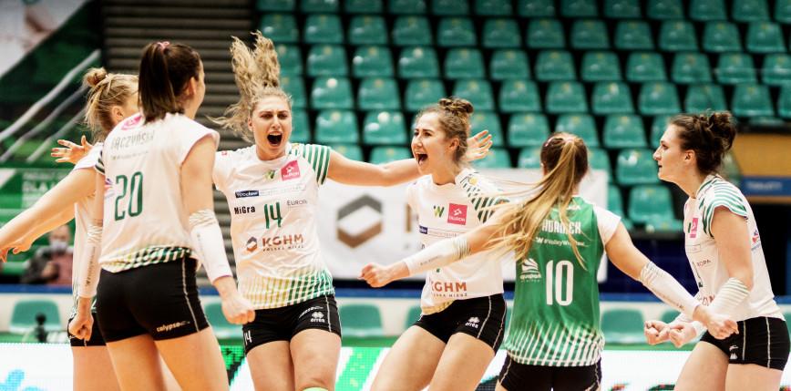 Tauron Liga: osłabione Budowlane uległy drużynie z Wrocławia