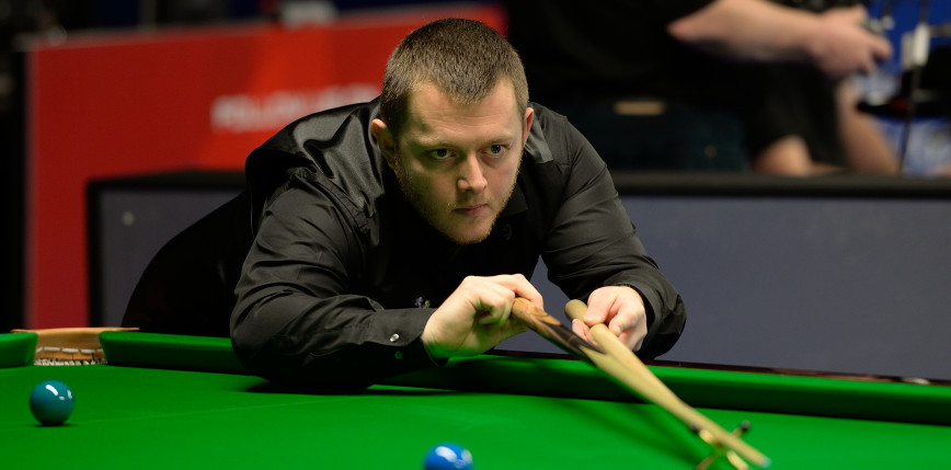 Snooker: koniec 1. rundy English Open