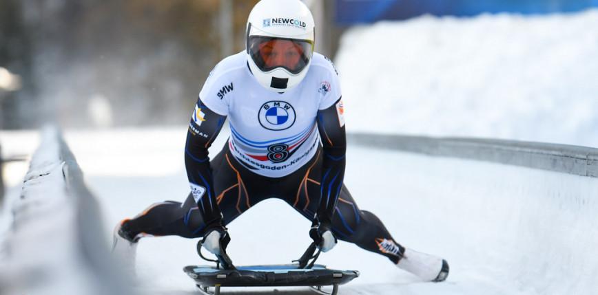 Skeleton - PŚ: Nikitina najszybsza w Innsbrucku, Flock w całym Pucharze Świata