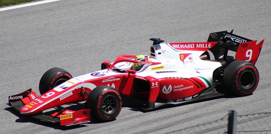 Formuła 2: Lawson wygrywa w pierwszym wyścigu sezonu