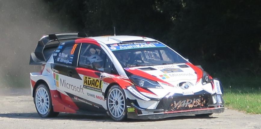 WRC: Ogier zwycięża w rajdzie Chorwacji