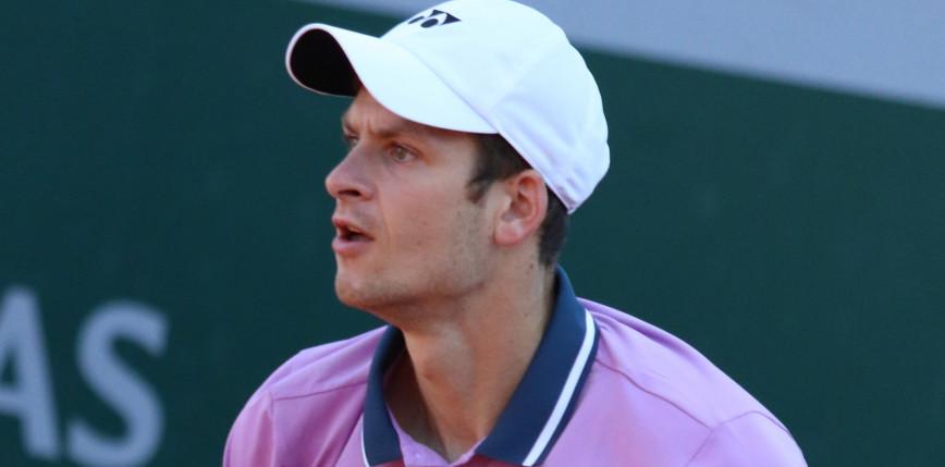 Tenis – ATP Metz: Hurkacz znów lepszy od Murray'a