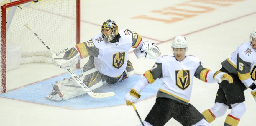 NHL: Montreal Canadiens przerywają zwycięską serię Vegas Golden Knights!