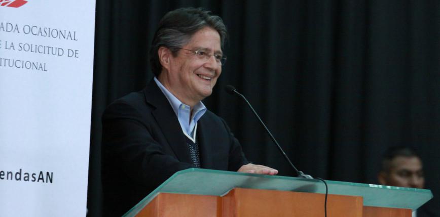 Pandora Papers: śledztwo parlamentu przeciwko prezydentowi Ekwadoru