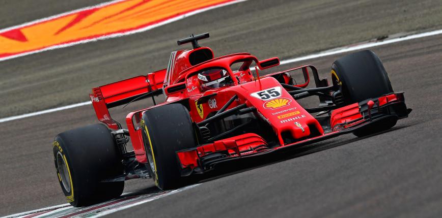 Formuła 1: trzeci dzień testów przed sezonem 2021