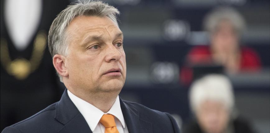 Węgry: Orbán podpisał rozporządzenie popierające wyrok polskiego TK