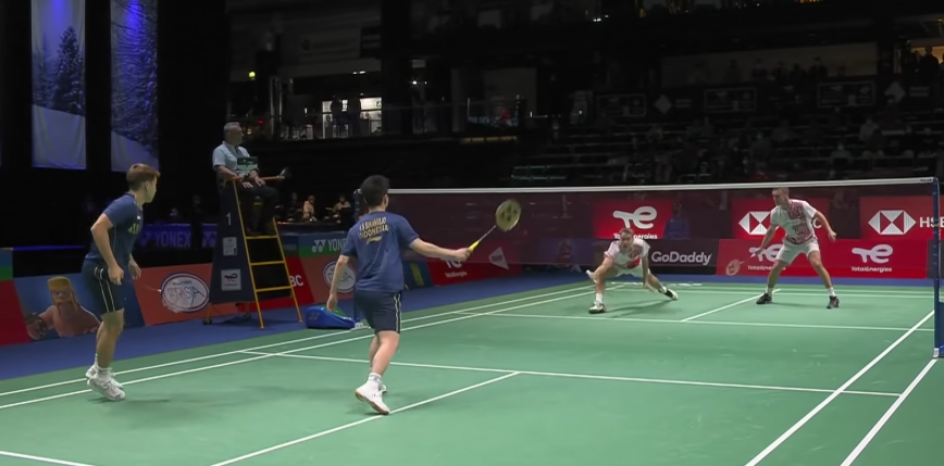 Badminton - Sudirman Cup: Chiny i Indonezja z grupowymi triumfami