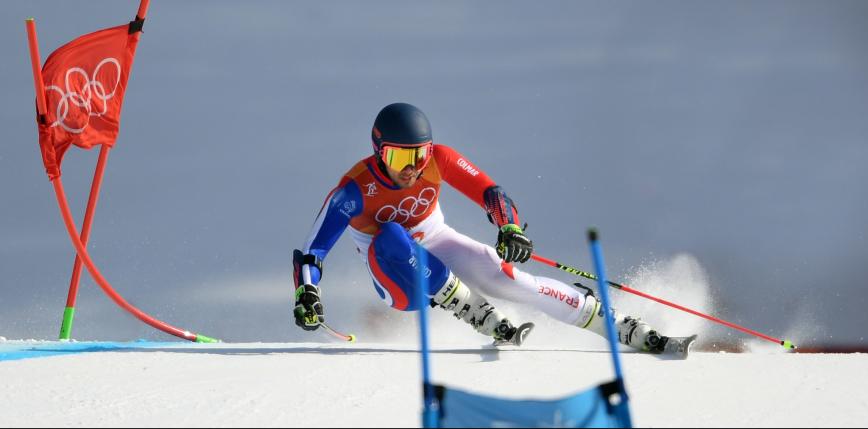 Narciarstwo alpejskie – MŚ: drugie złoto Faivre'a! Dramat Pinturault!