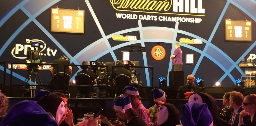 Dart – MŚ: Gary Anderson powalczy o trzeci tytuł w swojej karierze