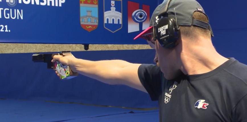 Strzelectwo - ME: Miliwek i Klimek blisko finału w pistolecie szybkostrzelnym