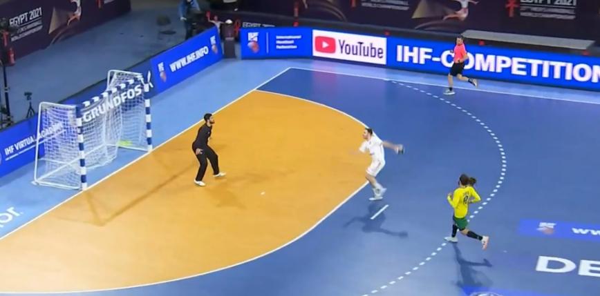 Piłka ręczna – MŚ: Brazylia na kolanach! Polacy przypieczętowali awans