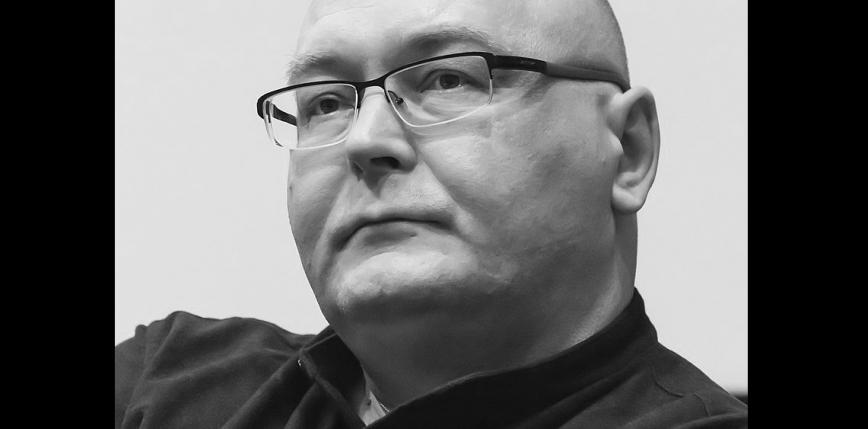 Zmarł Krzysztof Liedel