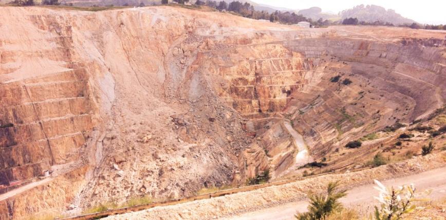 Mozambik: śmierć trzech górników, w wyniku zawalenia się dwóch kopalń