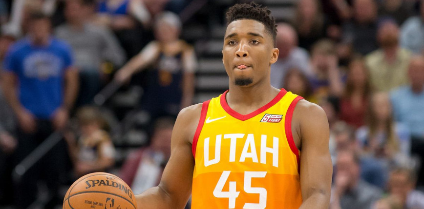 NBA: Sixers wyrównali stan serii, Jazz pokonali Clippers