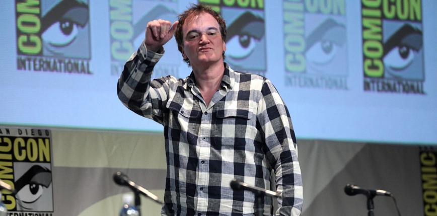Książka Quentina Tarantino w sprzedaży od 29 września