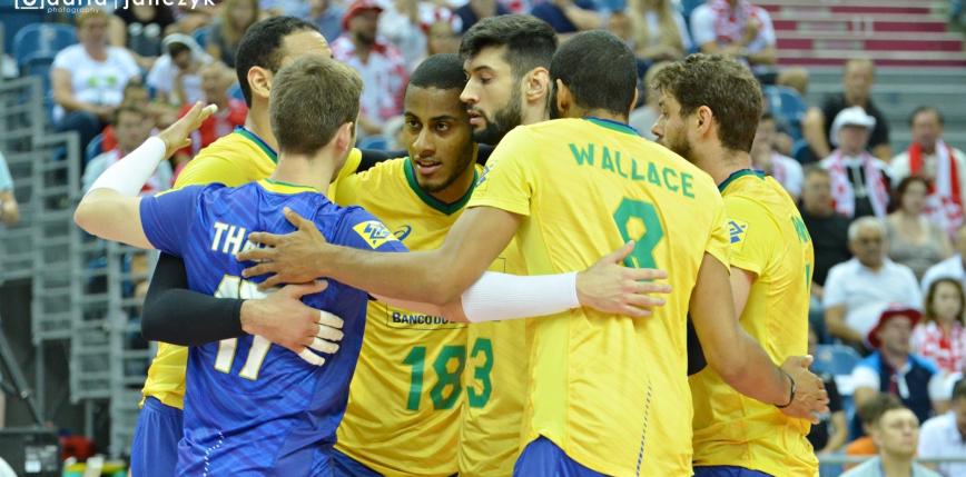 Siatkówka - Olimpijskie dwunastki: reprezentacja Brazylii