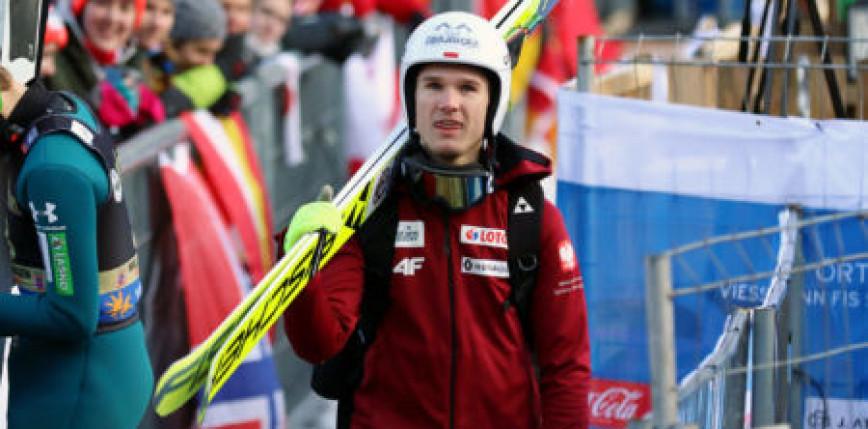 Skoki narciarskie: PŚ w Zakopanem: Sato zwycięża w kwalifikacjach, sześciu Polaków w konkursie