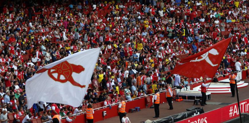 Premier League: Arsenal wygrywa, dublet Aubameyanga