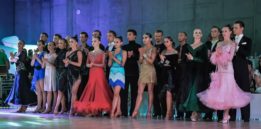 Taniec: więcej turniejów rangi Grand Prix w 2021 roku