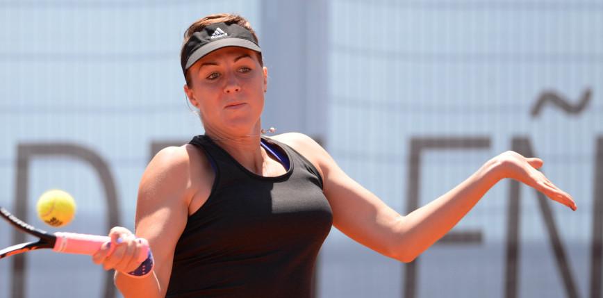 Tenis - Roland Garros: finał dla Pawluczenkowej, rewelacyjna Zidansek zatrzymana