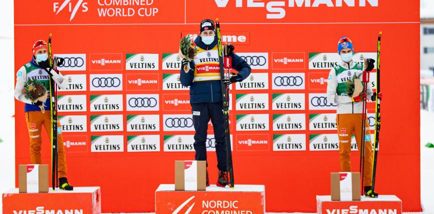 Kombinacja norweska - PŚ: Riiber z kolejnym zwycięstwem