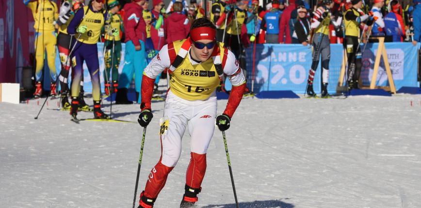 Biathlon - IBU: zwycięstwa Andersena i Wasnetcowej, Gunka z punktami