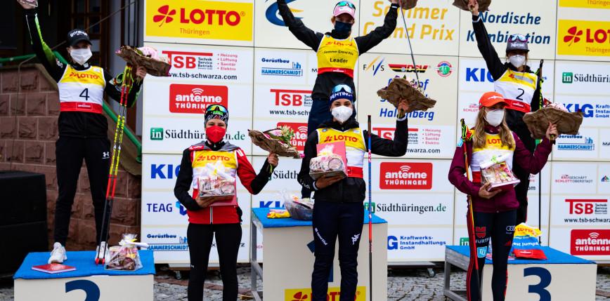 Kombinacja Norweska - LGP: świetny skok Kupczaka w Oberhofie nie dał pucharowych punktów. Triumf Norweżki i Niemca