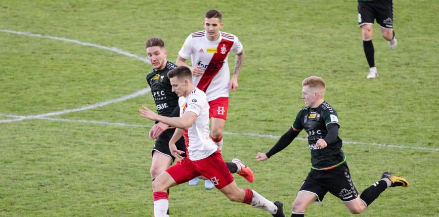Fortuna 1 Liga: podział punktów w hicie kolejki