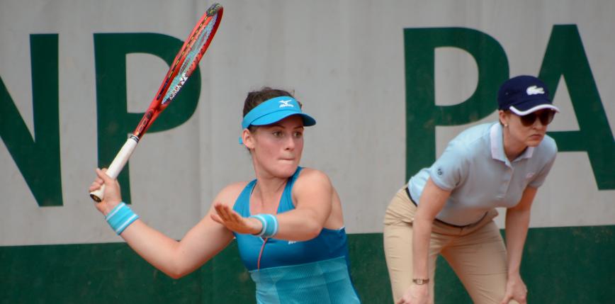Tenis - WTA Lozanna: Tamara Zidansek z premierowym tytułem