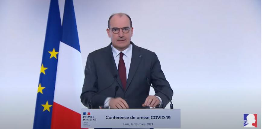 Francja: rząd wprowadza regionalny lockdown w północnej części kraju