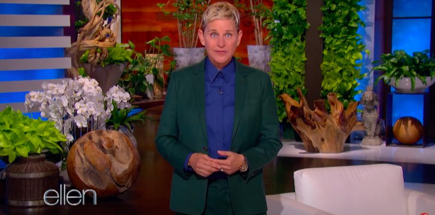 Ellen DeGeneres kończy swój program