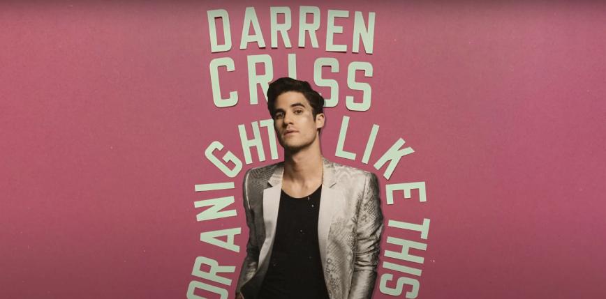 Darren Criss wydał nowy singiel