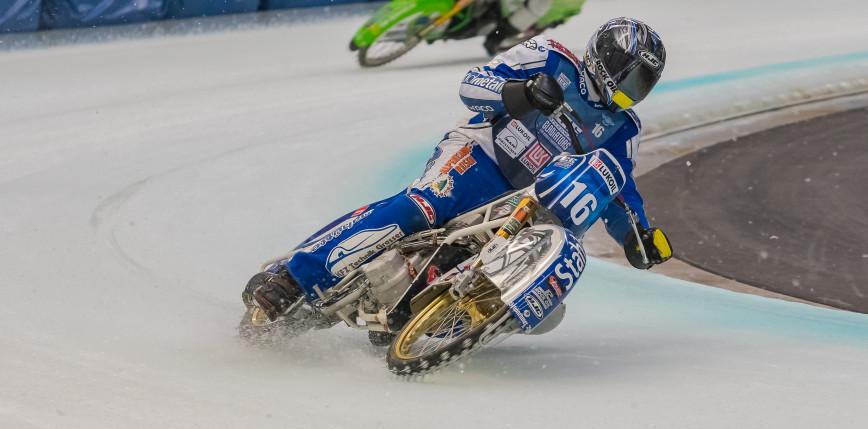 Żużel na lodzie: Igor Kononow mistrzem Rosji