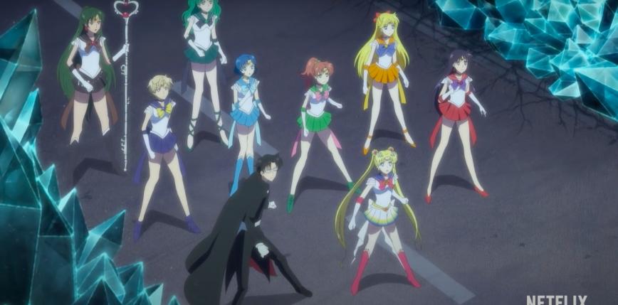 """Pretty Guardian Sailor Moon Eternal The Movie"" - oto zwiastun"