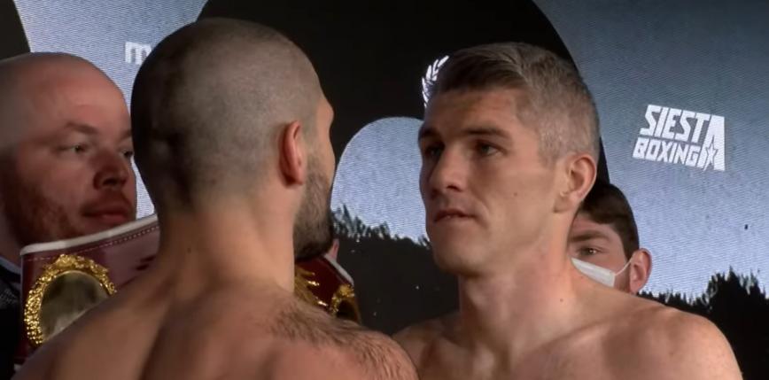 RCC Boxing: Magomed Kurbanow wypunktował Liama Smitha po świetnej walce