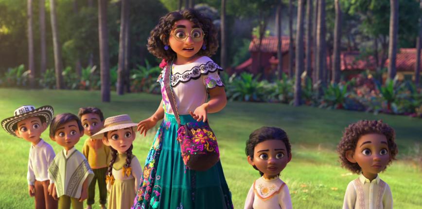 """""""Nasze magiczne Encanto"""": pierwszy zwiastun nowej animacji Disneya"""