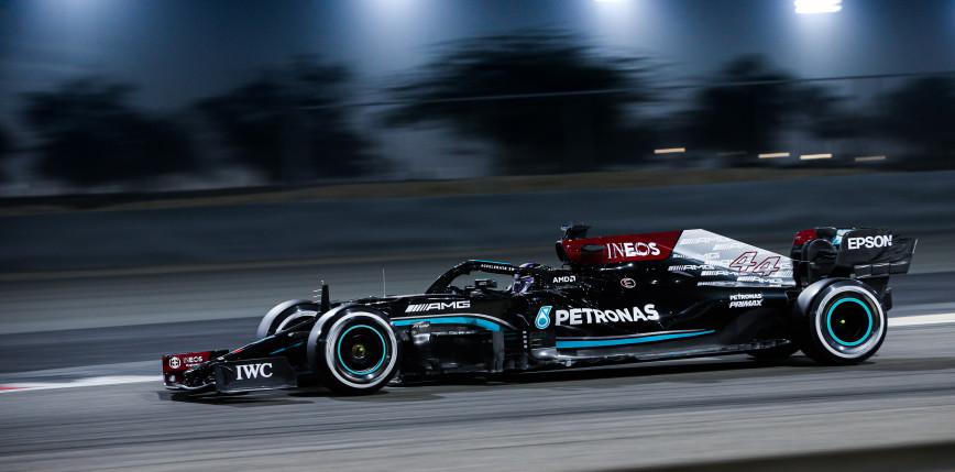 F1: GP Bahrajnu - 97. zwycięstwo Lewisa Hamiltona w karierze